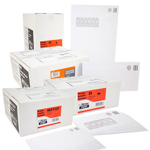 Postage Included Envelopes